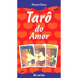 Taro do Amor - Col. Tarot Teoria e Pratica