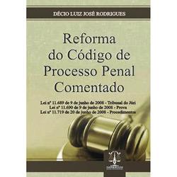 Reforma do Codigo de Processo Penal Comentado