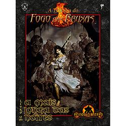 Reinos de Ferro: Mais Longa das Noites - Vol. 1 - Coleção Trilogia do Fogo das Bruxas, A