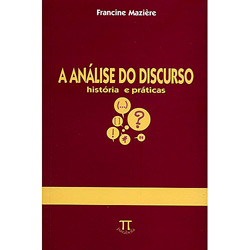 Analise do Discurso, A