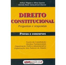 Direito Constitucional Perguntas e Respostas