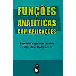 Funcoes Analiticas Com Aplicacoes