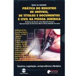 Prática do Registro de Imóveis, Títulos e Documentos e Civil da Pessoa