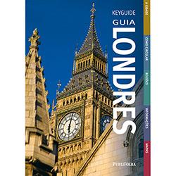 Key Guide Guia Londres: o Guia de Viagem Mais Fácil de Usar