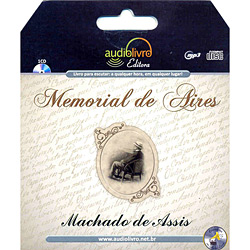 Memorial de Aires - Audiolivro