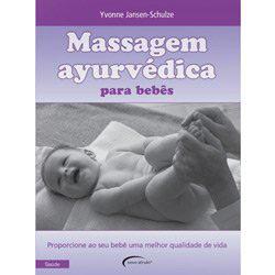 Massagem Ayurvedica para Bebes