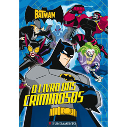 Batman - o Livro dos Criminosos