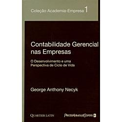 Contabilidade Gerencial nas Empresas - Vol. 1
