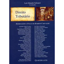 Direito Tributario - Homenagem a Paulo de Barros Carvalho