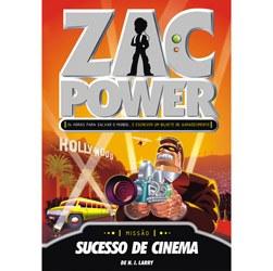 Zac Power 9 - Sucesso de Cinema