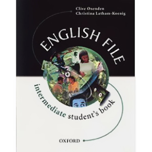 English File - Intermediate - Student's Book