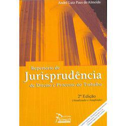 Repertorio de Jurisprudencia Direito do Trabalho