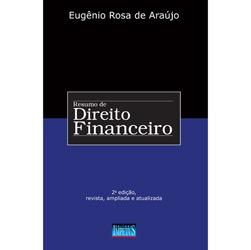 Resumo de Direito Financeiro