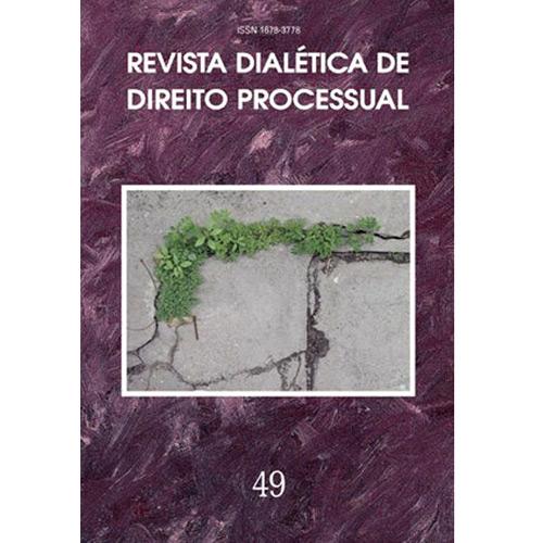 Revista Dialética de Direito Processual - 49