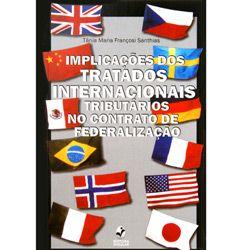 Implicacoes dos Tratados Internacionais Tributarios no Contrato de Federali