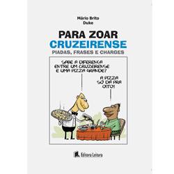 Para Zoar Cruzeirense - Piadas, Frases e Charges