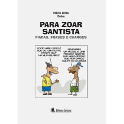 Para Zoar Santista - Piadas, Frases e Charges