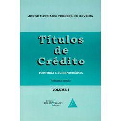 Titulos de Credito Vol I