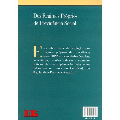 Dos Regimes Próprios de Previdência Social
