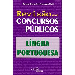 Revisão para Concursos Públicos - Língua Portuguesa