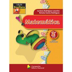Matematica 2 Ano Aluno - Col. Brasiliana