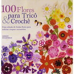 0 Flores para Tricô e Crochê