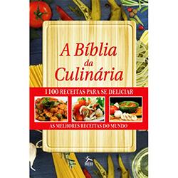 A Bíblia da Culinária - Luiza Oliveira