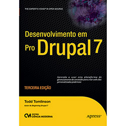 Desenvolvimento em Pro Drupal 7