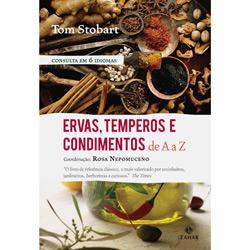 Ervas, Temperos e Condimentos de a A Z