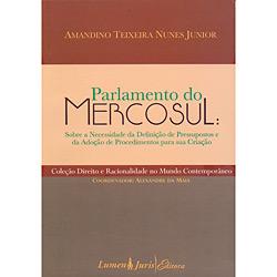 Parlamento do Mercosul: Sobre a Necessidade da Definicao de Pressupostos E