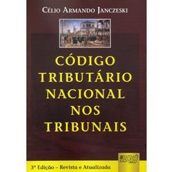 Codigo Tributario Nacional dos Tribunais