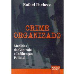 Crime Organizado - Medidas de Controle e Infiltracao