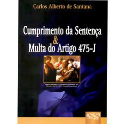 Cumprimento de Sentenca - Multa do Artigo 475-j