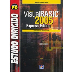 Estudo Dirigido de Visual Basic 2005 Express Edition - Volume 1