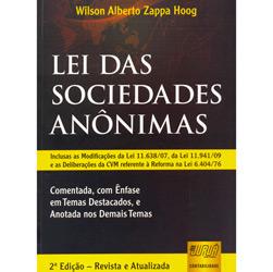 Lei das Sociedades Anônimas