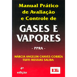 Manual Prático de Avaliação e Controle de Gases e Vapores