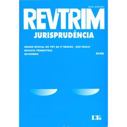 Revtrim - Revista de Jurisprudência do Trt - N⺠54
