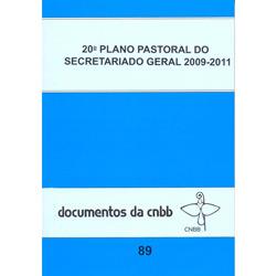20⺠Plano Pastoral do Secretariado Geral 2009-2011