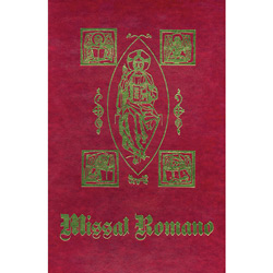 Missal Romano - Altar Simples