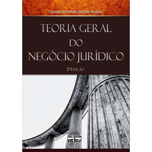 Teoria Geral do Negócio Jurídico