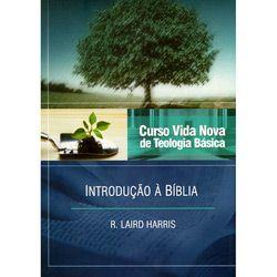 Curso Vida Nova de Teologia Basica 1 - Introducao a Biblia