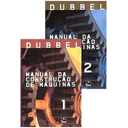 Manual da Construção de Máquinas - 2 Volumes