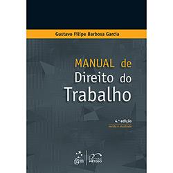 Manual de Direito do Trabalho (2011 - Edição 4)