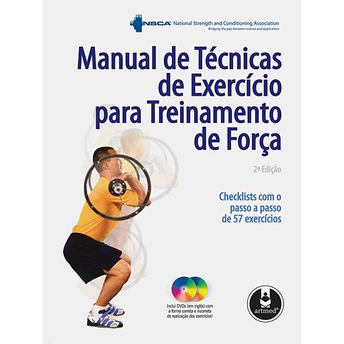 Manual de Técnicas de Exercício para Treinamento e Força