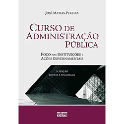 Curso de Administração Pública: Foco nas Instituições e Ações Governamentais