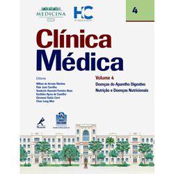 Clínica Médica - Vol. 4