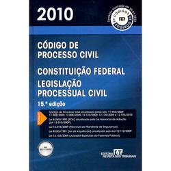 Código de Processo Civil 2010