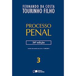 Processo Penal - Volume 3