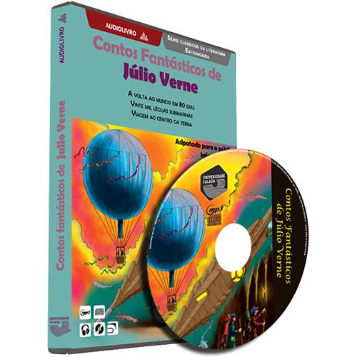Contos Fantásticos de Julio Verne - Audiolivro