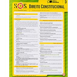 S.o.s Direito Constitucional: Vol. 3